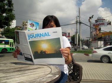Journalism Vietnam